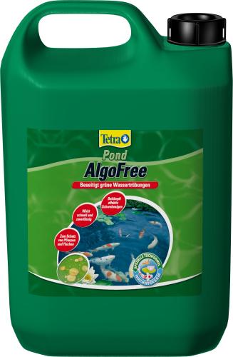 Tetra pond algofree 3 liter foerdefisch for Gartenteichfische shop